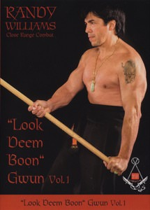 Randy Williams - Look Deem Boon Gwun (Long Pole) Vol 1 DVD (PAL format)