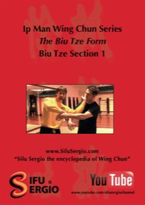 Sifu Sergio Iadarola - The Biu Tze Form - DVD