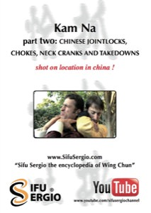 Sifu Sergio Iadarola - Kam Na 2 - Joint Locks, Chokes, Neck Cranks and Takedowns - DVD