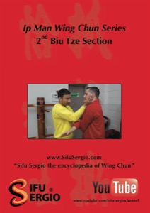 Sifu Sergio Iadarola -  Biu Tse Section 2 - DVD