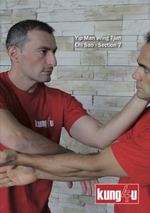 Sifu Taner & Sifu Graziano - Chi Sao Section 7 DVD