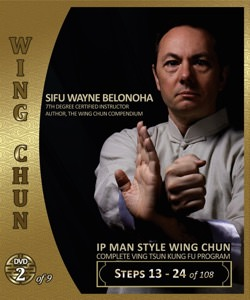 Wayne Belonoha - Ip Man Wing Chun System 02 - Steps 13-24 (Blu-Ray)