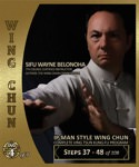 Wayne Belonoha - Ip Man Wing Chun System 04 - Steps 37-48 (Blu-Ray)