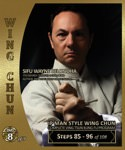 Wayne Belonoha - Ip Man Wing Chun System 08 - Steps 85-96 (Blu-Ray)