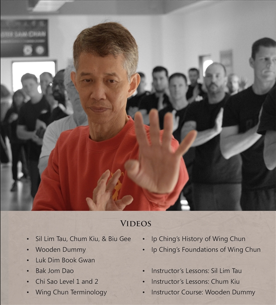 Bundle - Sam Chan - Wing Chun System Complete