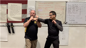 Jon Rister - Wing Chun 17 - Biu Gee, When NOT to Trap
