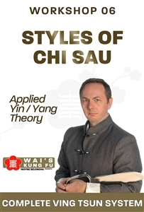 (Download Only!) - Wayne Belonoha - WBVTS - Chi Sau Styles Seminar/Workshop