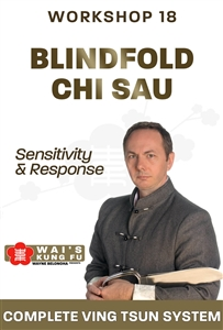 (Download Only!) - Wayne Belonoha - WBVTS - Blindfold Chi Sao
