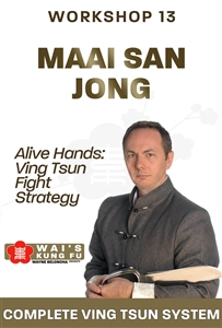 (Download Only!) - Wayne Belonoha - WBVTS - Fight Strategy / Maai San Jong