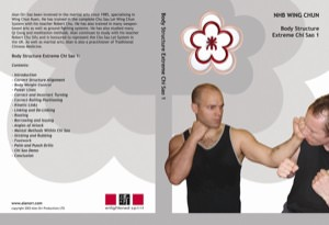 Alan Orr - NHB Wing Chun DVD 3: Body Structure Extreme Chi Sao 1