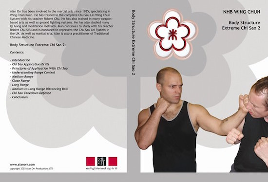 Alan Orr - NHB Wing Chun DVD 3: Body Structure Extreme Chi Sao 2