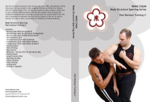 Alan Orr - Wing Chun Body Structure Sparring DVD 9: Pad Workout II