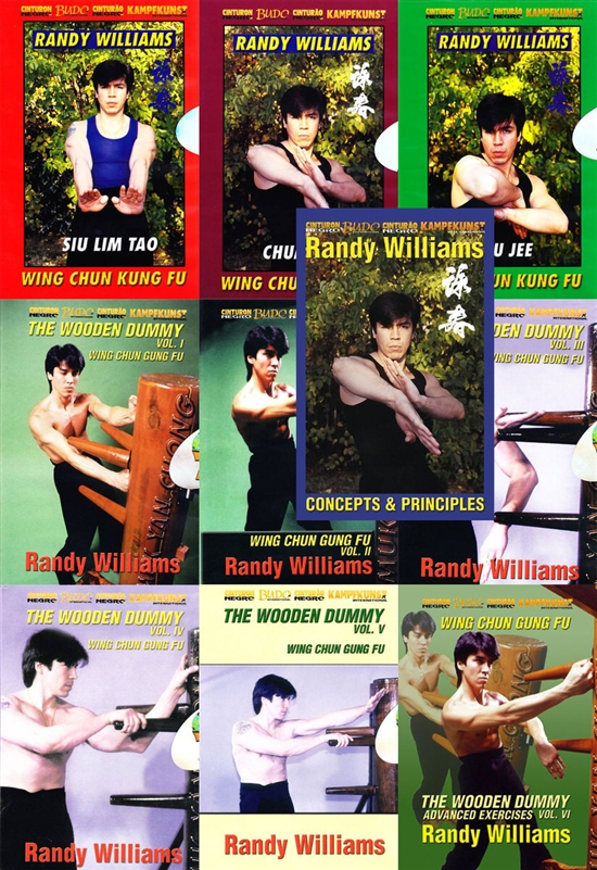 Bundle - Randy Williams Budo Collection