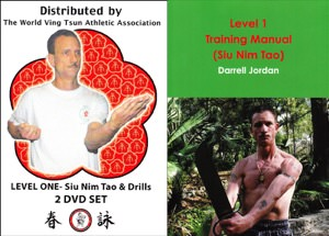 WVTAA Home Study - Level 1 - DVD/Book Set - Siu Nim Tao & Drills