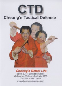 William Cheung - Cheung's Tactical Defense