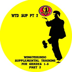 Sifu Fernandez - Wing Tchun Do - Grade 1-5 Supplemental Training Drills Part 2