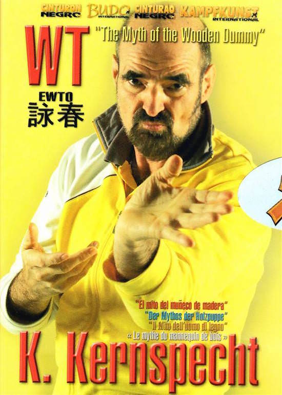 Keith R Kernspecht - Wing Tsun DVD - The Myth of the Wooden Dummy