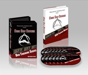 Adam Chan - Pragmatic Martial Arts - Core Self Defense 12 DVD Set