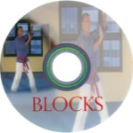 Rick Spain - Wing Chun Blocks DVD (PAL)