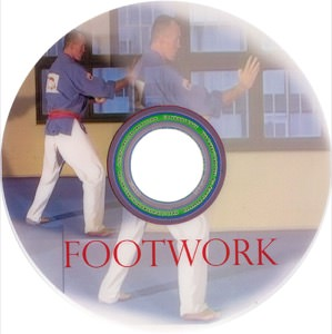 Rick Spain - Wing Chun Footwork DVD (PAL)