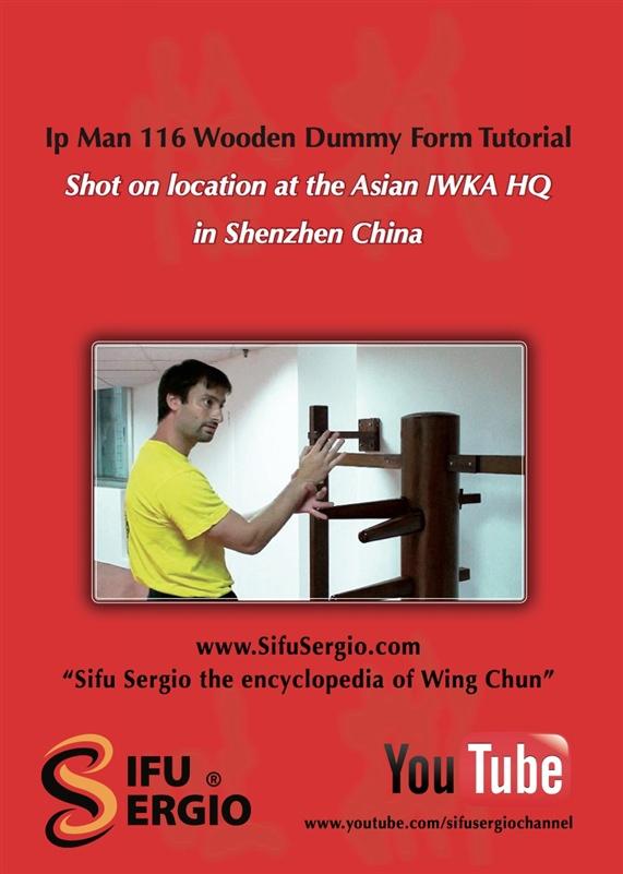 Wing Chun Dummy Techniques Pdf