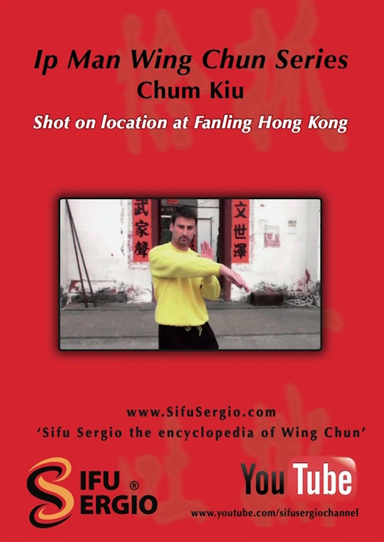 Sifu Sergio Iadarola - Chum Kiu Form - Video