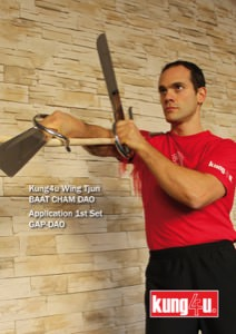 Sifu Taner & Sifu Graziano - 27 - Baat Cham Dao (Butterfly Swords) Applications DVD 1 of 8