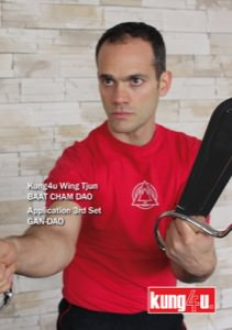 Sifu Taner & Sifu Graziano - 29 - Baat Cham Dao (Butterfly Swords) Applications DVD 3 of 8