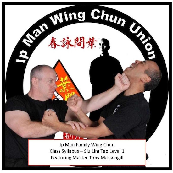 Tony Massengill - Ip Man Wing Chun Home Study Vol 1 - Siu Lim Tao