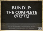 Sifu Fernandez - Wing Chun University Bundle - The Complete WingTchunDo System