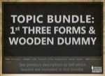 Sifu Fernandez - Wing Chun University Bundle - The WingTchunDo System Empty Hand Forms & Wood Dummy