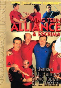 Wing Tsun and Escrima Alliance DVD