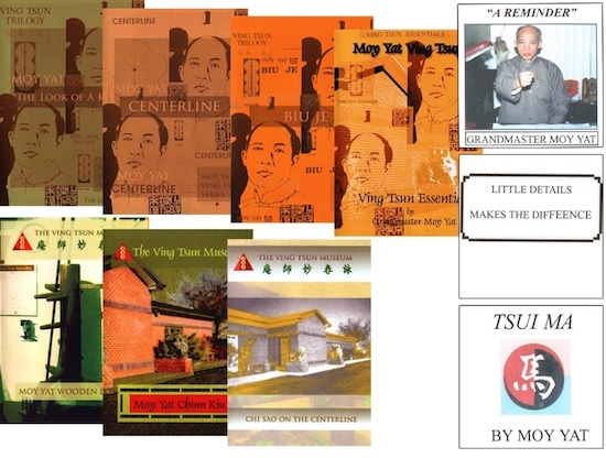 Bundle - Moy Yat - Wing Chun Collection 1
