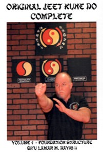 Lamar Davis - Original Jeet Kune Do Complete 1/20 - Foundation Structure