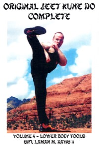 Lamar Davis - Original Jeet Kune Do Complete 4/20 - Lower Body Tools