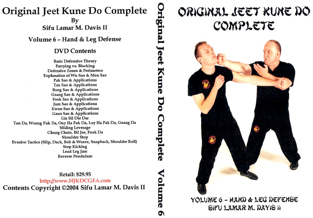 Jeet Kune do DVD | eBay