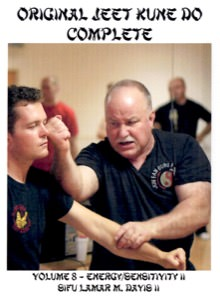 Lamar Davis - Original Jeet Kune Do Complete 8/20 - Energy /Sensitivity II
