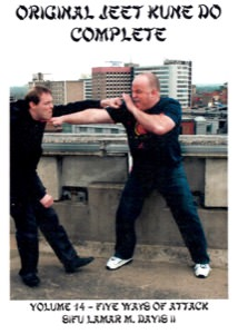 Lamar Davis - Original Jeet Kune Do Complete 14/20 - Five Ways of Attack
