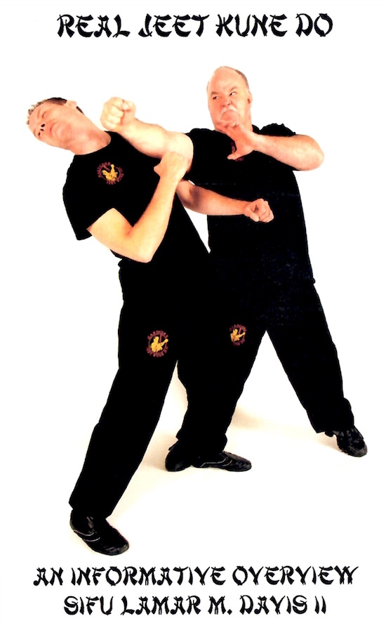 Lamar Davis - Original Jeet Kune Do - Real Jeet Kune Do