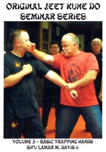 Lamar Davis - Original Jeet Kune Do Seminars Vol 3 - Basic Trapping Hands
