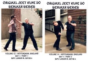 Lamar Davis - Original Jeet Kune Do Seminars Vol 13/14 - 2005 Nottingham, England Seminar