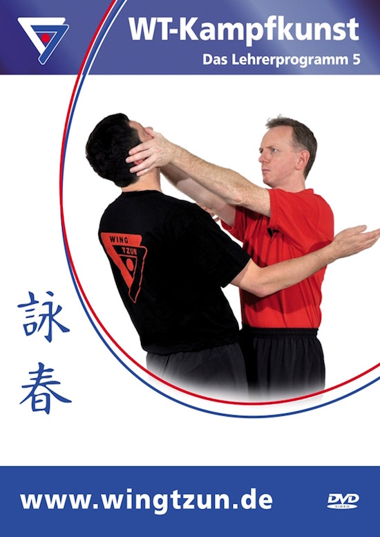 Sifu Niko - Wing Tsun DVD 08 - Advanced Level - Part 5 (Wing Tsun Kampfkunst - Das Lehrerprogramm Teil 5, the Teacher Program Level 5)