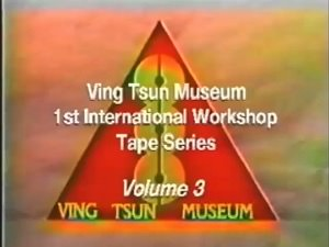 (Download Only) International Workshop Series Vol 03 - Benny Meng - Sil Lum Tao