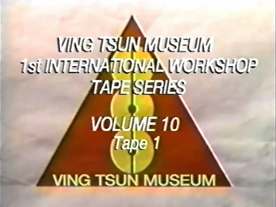 (Download Only) International Workshop Series Vol 10a - Ip Ching - Longpole
