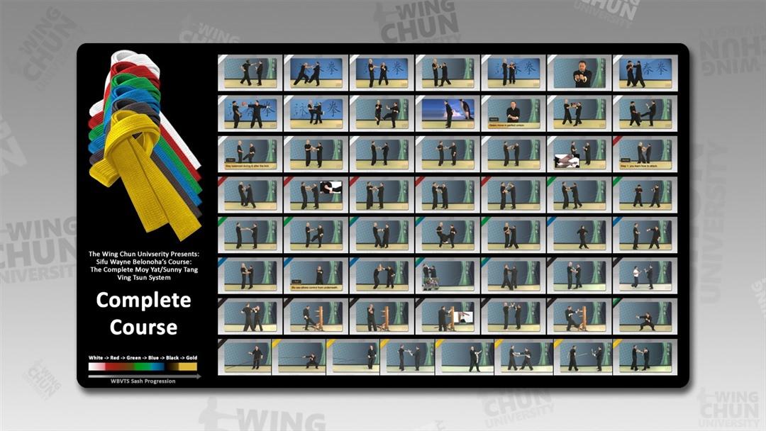 DOWNLOAD: Wayne Belonoha - Complete Wing Chun University Course Bundle