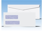 #9 Double Window Envelopes - Regular Gum Seal, # 13005