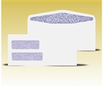 #9 Double Window Envelopes - Self Seal Gum, # 13005-SS