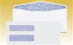 #9 Double Window Envelopes - Self Seal Gum, # 13050-SS