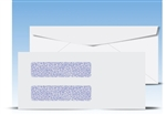 #10 Double Window Envelopes - Regular Gum Seal, # 14010