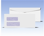 #10 Double Window Envelopes - Regular Gum Seal, # 14030